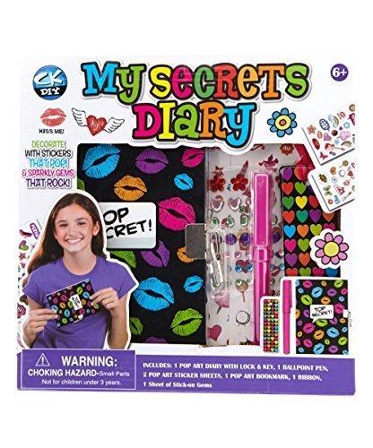 Diary My Secrets Diary Amazon Best Seller