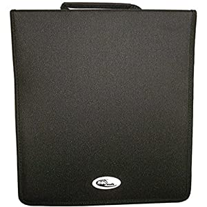 Neo Media 1 X 240 Capacity CD DVD Ring Binder Wallet Nylon Storage Carry Case