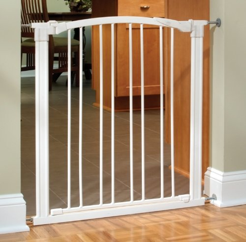 Kidco Pressure Mounted Gate back-1079591
