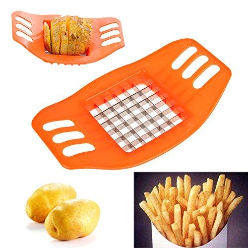 Groten-Schneider-Slicer-Pommesscheider-Kartoffelschneider-Fashion-Franzsisch-Fry-Kartoffel-Chip-Cut-Chopper-Chipper-Blatt