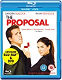 The Proposal Combi Pack (Blu-ray + DVD)