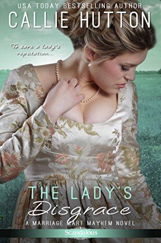 Callie Hutton - The Lady's Disgrace (Entangled Scandalous)