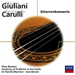Giuliani: Guitar Concerto No.2 in A, Op.36 - 2. Andantino