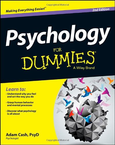 Psychology For Dummies front-988490