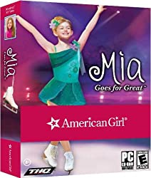 American Girl: Mia Goes for Great (PC)