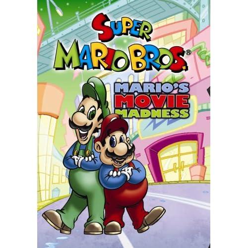 Amazon.com: Super Mario Bros: Mario's Movie Madness: Super