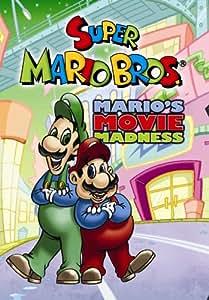 Super Mario Bros: Mario's Movie Madness
