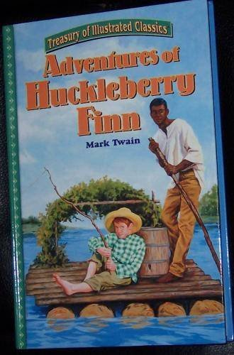Adventures Of Huckleberry Finn (Treasury of Illustrated Classics) (Treasury Of Illustrated Classics compare prices)