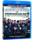 The Expendables 3 / Les sacrifiés 3 (Unrated Edition) [Blu-ray + DVD + Digital Copy] (Bilingual)