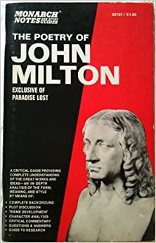 a literary analysis of paradise lost by milton Paradise lost takes place right around what christians would say is the beginning of human history the poem begins after satan's unsuccessful rebellion and the creation of the universe milton's c.