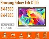 VONOTO Samsung Galaxy tab S 10.5 T800 T805 SM-T800 SM-T805 Glass Screen Protector [Tempered Glass Screen Protector] 0.3mm Thickness Tempered Glass Screen Protector for Samsung Galaxy tab S 10.5 (Samsung Galaxy Tab S 10.5)