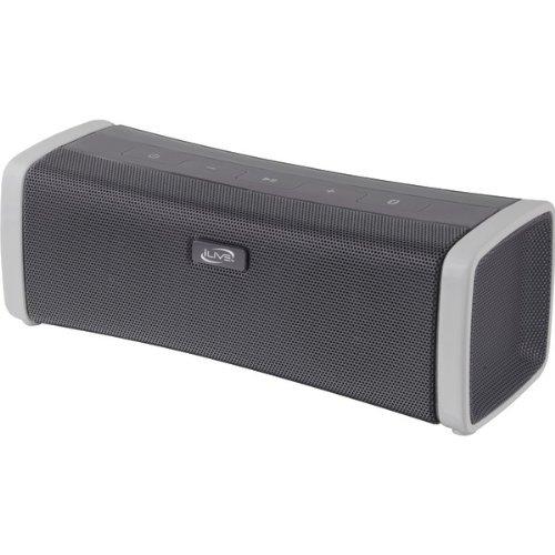 Ilive Blue Isb394S Portable Bluetooth(R) Speaker (Isb394S)