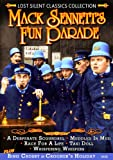 Mack Sennett's Fun Parade (A Desperate Scoundrel / Muddled in Mud / Barney Oldfield's Race for Life / Taxi Doll / Whispering Whiskers)