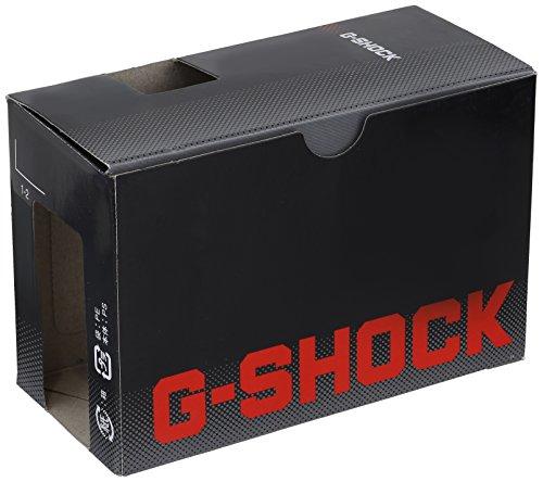 表中硬汉,Casio卡西欧 DW9052-1BCG 三防户外手表图片