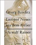 Georg Baselitz & Arnulf Rainer: Comedy (386678550X) by Fuchs, Rudi