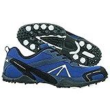 Nivia Marathon Spikes (Blue/Black/Blue)