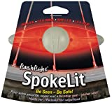 Nite Ize Spokelit Bicycle Light (Red)