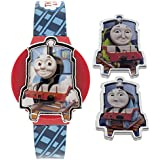 Thomas and Friends Thomas the Tank LCD Watch w/ Interchangeable Tops
