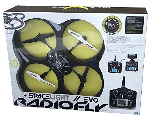 Radiofly - Drone Space Light con Videocamera Evo