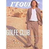 EQUIPE MAGAZINE (L') [No 1074] du 14/12/2002 - FOOTBALL - GOLF CLUB - BRUNO METSU - QATAR ET AUX EMIRATS.