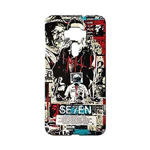 G-STAR Designer Printed Back case cover for Asus Zenfone 3 (ZE520KL) 5.2 Inch - G3385