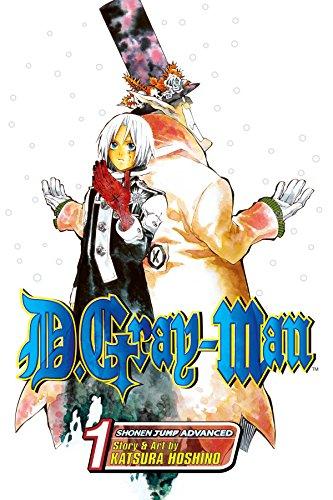 D.Gray-man, Volume 01