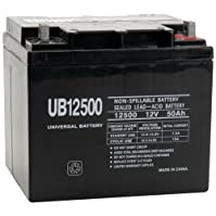 Universal Power Group 45977 Sealed Lead Acid Battery