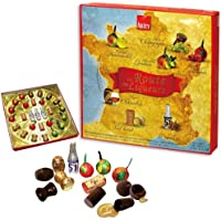 "Abtey ""La Route des Liqueurs"" Luxury Box (27 Assorted Chocolates) 275 g"