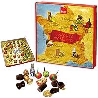 """Abtey """"La Route des Liqueurs"""" Luxury Box (27 Assorted Chocolates) 275 g"""