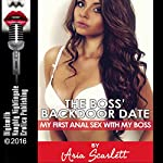 The Boss' Backdoor Date: My First Anal Sex with My Boss | Aria Scarlett