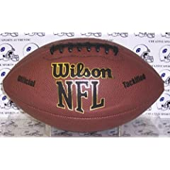 Buy Wilson F1455 NFL All Pro Game Football (Official Size) by Wilson