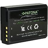 """Bundlestar * PATONA PREMIUM Akku für Canon LP-E10 (echte 1020mAh!!) mit Infochip - Intelligentes Akkusystem - 100% kompatibel """"neueste Generation"""" für Canon EOS 1100D 1200D"""