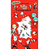 Dr. Seuss The Cat In The Hat Sticket Sheets