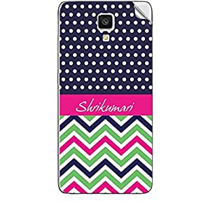 Skin4Gadgets Shrikumari Phone Skin STICKER for XIAOMI MI 4