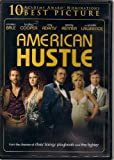 American Hustle (Dvd, 2013) Rental Exclusive