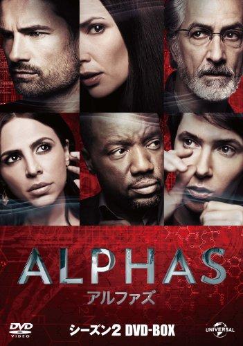 ALPHAS/アルファズ シーズン2 DVD-BOX