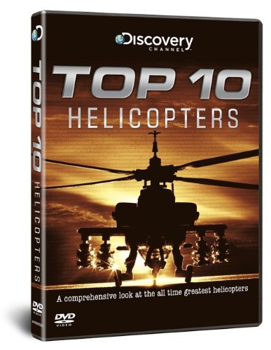 Discovery Channel - Top Ten Helicopters [DVD]