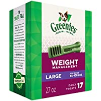 Greenies 10075567 27oz Weight Management Treats For Dogs
