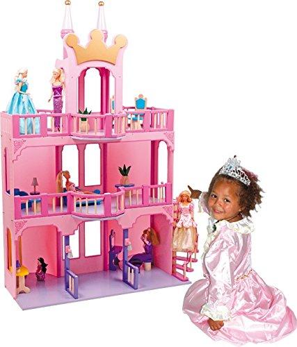 Legler Puppenhaus Puppenstube Märchenschloss