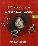 Coffret 3 contes musicaux n°2 : Mozart, Ravel, Vivaldi