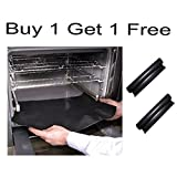 Reusable Teflon Cooking Mat Non stick No mess 40cm x 50cm BUY 1 GET 1 FREE Made For Qualtex