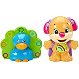 Fisher-Price Laugh And Learn Talk And Teach Sis & Peacock