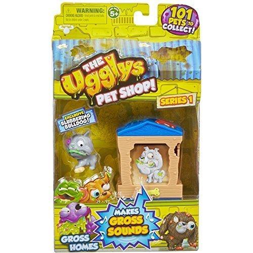 The Ugglys Pet Shop Gross Home Mutt Hut
