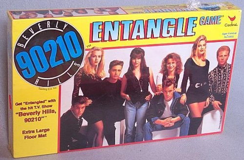 Beverly Hill 90210 Entangle Game - Buy Beverly Hill 90210 Entangle Game - Purchase Beverly Hill 90210 Entangle Game (Beverly Hills 90210, Toys & Games,Categories,Games,Action & Reflex Games)