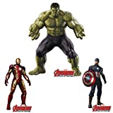 Avengers Age Of Ultron Wall Vinyl Set 2