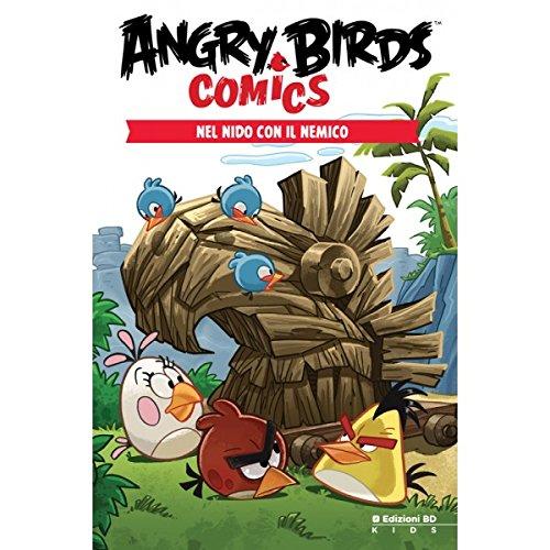 Nel nido con il nemico Angry Birds Comics 1 PDF