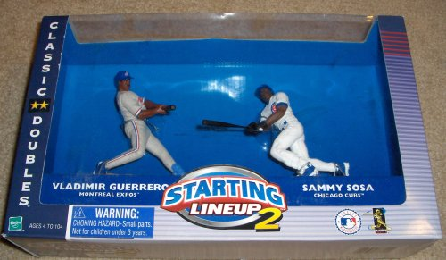 Starting Lineup 2, Classic Doubles, Vladimir Guerrero and Sammy Sosa