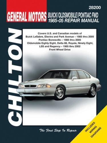 general-motors-buick-oldsmobile-pontiac-fwd-1985-05-repair-manual-haynes-automotive-repair-manuals