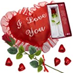 Prextex Valentine's Gift Set includes...