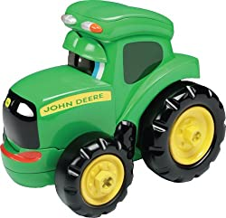 Ertl John Deere Electronic Fix-it-Up Johnny Tractor